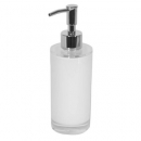 Soap Dispenser Acrylic White