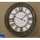 Clement Large Round Clock
